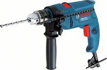 Дрель ударная Bosch GSB 1300 (зубчатый патрон) 06011A1020