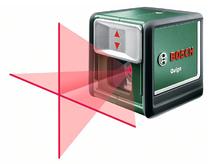 Линейный лазерный нивелир Bosch Quigo III + MM2 (0603663521)