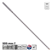 Сверло по бетону Bosch SDS-max-7, 16x600x740 (2608586753)