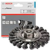 Дисковая щетка Bosch (2608622059), 115 мм