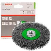 Щетка нержавеющая, кольцевая Bosch (2608622107), 115 мм