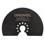 Пильный сегмент Dremel Multi-Max (MM450), 75 мм