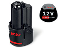Аккумулятор Bosch GBA 12V 2,5Ah Li-Ion (1600A004ZL)