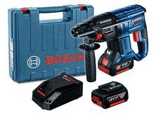 Аккумуляторный перфоратор, Bosch GBH 180-LI (0611911023)