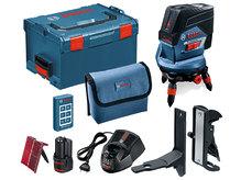 Комбинированный лазер Bosch GCL 2-50 C Set-max (0601066G04)