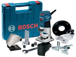 Фрезер кромочный Bosch GKF 600 KIT(060160A101)