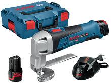 Листовые ножницы Bosch GSC 12V-13 L-boxx (0601926108)