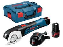 Универсальные ножницы Bosch GUS 12V-300 L-boxx (06019B2904)