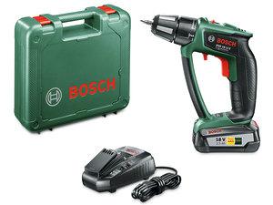 Дрель-шуруповерт Bosch PSR 18 LI-2 Ergonomic (06039B0100)