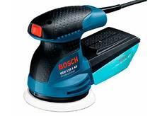 Эксцентриковая шлифмашина, Bosch GEX 125-1 AE (0601387500)