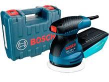 Эксцентриковая шлифмашина, Bosch GEX 125-1 AE (0601387501)