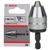 """Кулачковый патрон Bosch 1/4"""" (2608572072)"""