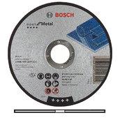 Круг отрезной по металлу Bosch, 125 х 1,6 мм (2608600219)