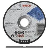 Круг отрезной по металлу Bosch, 115 х 2,5 мм (2608600318)