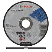 Круг отрезной по металлу Bosch, 125 х 2,5 мм (2608600394)