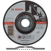 Обдирочный круг по нержавеющей стали, Bosch 125 x 6,0 мм (2608602488)