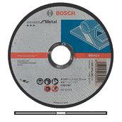 Круг отрезной по металлу Bosch, 125 х 1,6 мм (2608603165)