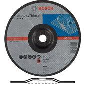 Круг шлифовальный по металлу, Bosch 230 x 6,0 мм (2608603184)