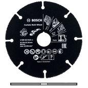 Твердосплавный отрезной круг Bosch, 125 x 1,0 мм (2608623013)