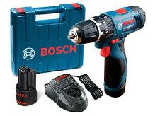 Аккумуляторный ударный шуруповерт Bosch GSB 120-LI (06019F3006)