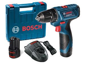 Аккумуляторная дрель-шуруповёрт Bosch GSR 120-Li (06019F7001)