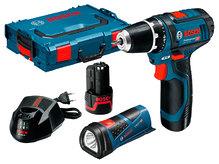 Аккумуляторный набор Bosch GSR 12V-15 + GLI 12V-80 (0615990FZ9)