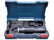 Аккумуляторная отвертка Bosch GO Set 33 (06019H2021)