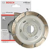 Алмазная чашка по бетону Bosch Standard Concrete 125 мм (2608603312)