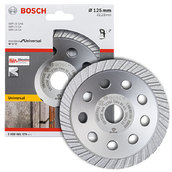 Алмазная чашка по бетону Bosch Standard Universal 125 мм (2608601574)