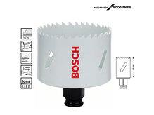 Коронка биметаллическая Bosch Progressor, 67 мм (2608584644)