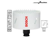 Коронка биметаллическая Bosch Progressor, 76 мм (2608584648)