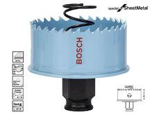 Коронка биметаллическая Bosch Sheet Metal, 57 мм (2608584798)