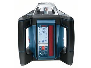 Ротационный лазерный нивелир Bosch GRL 500 HV + LR 50 (0601061B00)