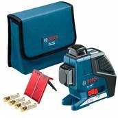 Нивелир лазерный, Bosch GLL 2-80 P (0601063204)