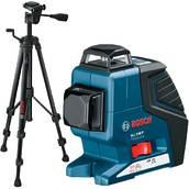 Нивелир лазерный, Bosch GLL 2-80 P + BT150 (0601063205)