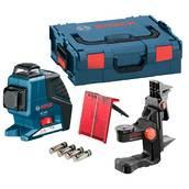 Нивелир лазерный, Bosch GLL 2-80 P + BM 1 (0601063208)