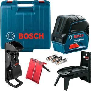 Комбинированный лазер Bosch GCL 2-15 Professional (0601066E02)