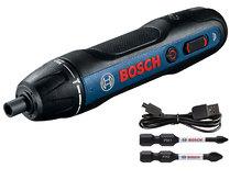 Аккумуляторная отвертка Bosch GO2 (06019H2100)