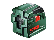 Линейный лазерный уровень Bosch PCL 10 (0603008120)