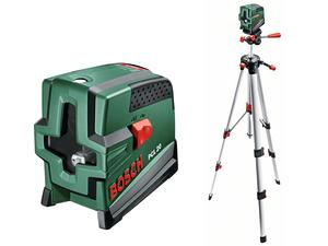 Линейный лазерный уровень Bosch PCL 20 Set (0603008221)