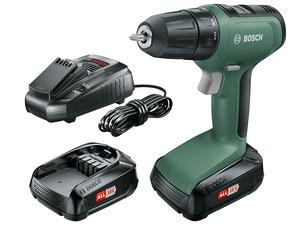 Шуруповерт аккумуляторный Bosch UniversalDrill 18 (06039C8002)