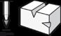 Высокоскоростная насадка DREMEL 118 (3,2 мм)