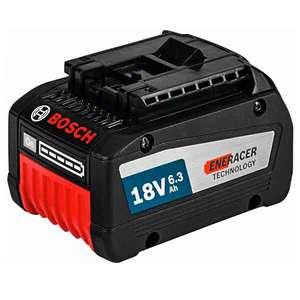 Аккумулятор Bosch GBA 18V 6,3Ah Li-Ion (1600A00R1A)
