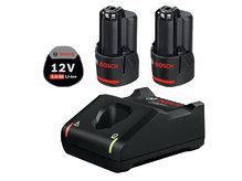 Аккумуляторный комплект Bosch GBA 12V 2.0Ah + GAL 12V-40 (1600A019R8)