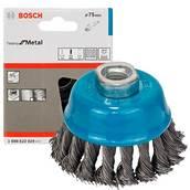 Чашечная щетка Bosch (1608622029), 75 мм