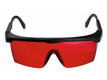 Красные очки усиливающие яркость лазера, Bosch 1608M0005B