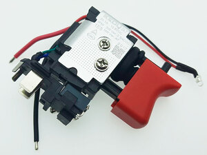 Кнопка включения шуруповерта Bosch (2607202520)