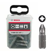 Насадки-биты Bosch, Extra Hart PZ2 (2608522187)