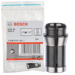 Цанга 8 мм для фрезера Bosch GGS 28 (2608570138)