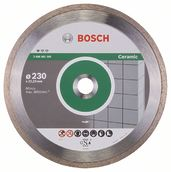 Круг алмазный Bosch Standard for Ceramic 230 x 22,23 x 1,6 x 7 mm